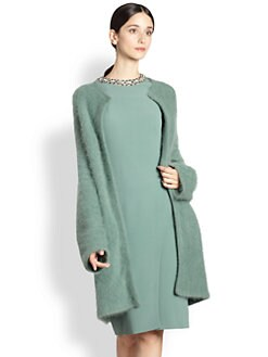 Ralph Lauren Collection - Angora Coat