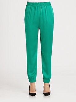 Michael Kors - Satin Pajama Pants