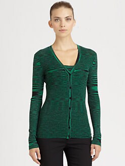 Michael Kors - Space-Dyed Cashmere Cardigan