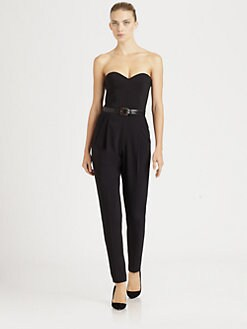 Michael Kors - Strapless Jumpsuit