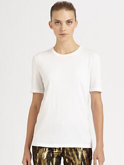 Michael Kors - Lisle Cotton Tee