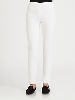 Michael Kors - Stretch Cotton Pants