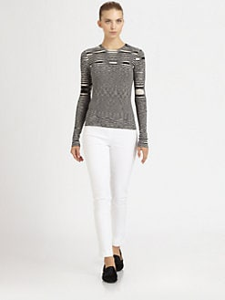 Michael Kors - Space-Dyed Cashmere Pullover