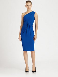 Michael Kors - Front Drape Dress