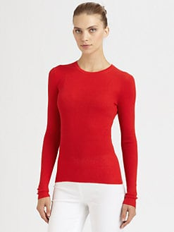 Michael Kors - Featherweight Cashmere Pullover