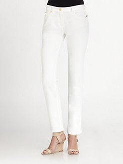 Michael Kors - Stovepipe Denim Jeans