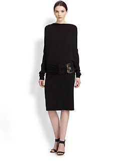 Michael Kors - Jersey Cowlneck Dress