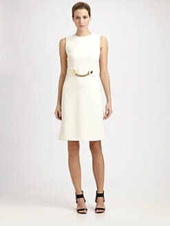 Michael Kors - Chain Front Dress