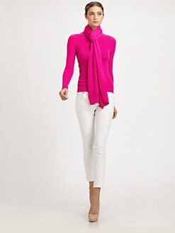 Michael Kors - Featherweight Cashmere Sweater