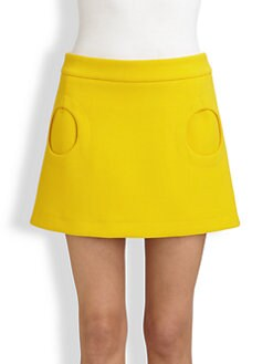 Michael Kors - Circle Pocket Mini Skirt