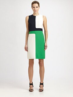 Michael Kors - Geometric Dress