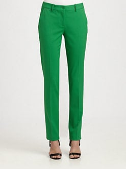 Michael Kors - Skinny Wool Samantha Pants