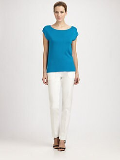 Michael Kors - Silk Tee