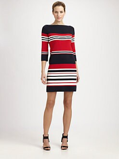 Michael Kors - Stripe Dress