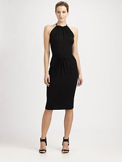 Michael Kors - Necklace Halter Dress