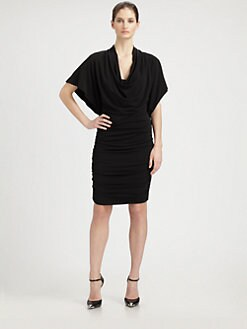Michael Kors - Draped Matte Jersey Dress