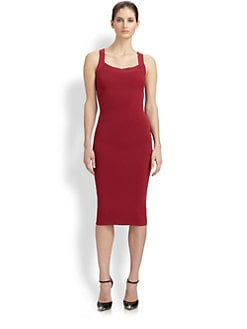 Michael Kors - Stretch Matte Jersey Dress