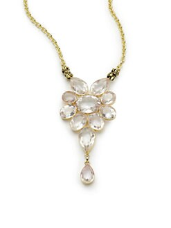 Aviva Carmy - Crystal Quartz Necklace