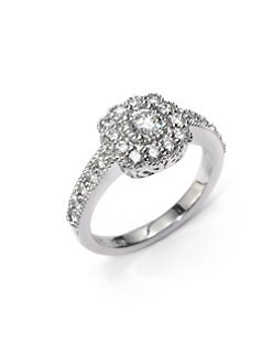 KC Designs - Diamond Flower Ring