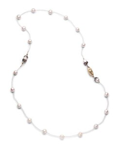 Aviva Carmy - Luxurious Pearl Necklace