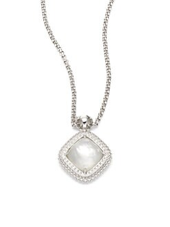 Di Modolo - Diamond & Mother-of-Pearl Gallery Necklace