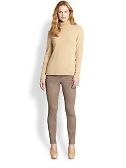 Lafayette 148 New York - Wool/Cashmere Turtleneck Sweater