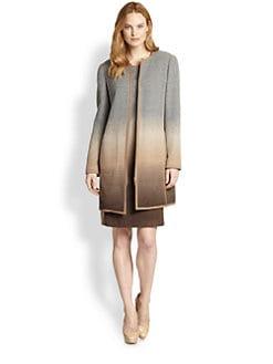 Lafayette 148 New York - Shira Ombré Coat
