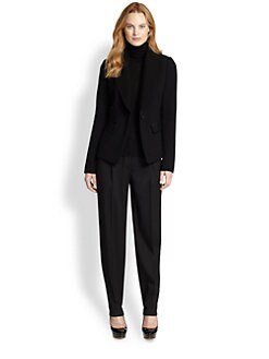 Lafayette 148 New York - Flori Knit Contrast Jacket