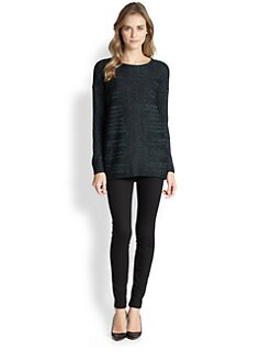 Lafayette 148 New York - Cable-Detail Sweater