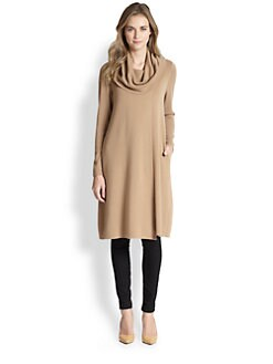 Lafayette 148 New York - Wool Asymmetrical-Front Sweater