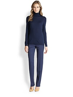 Lafayette 148 New York - Wool Turtleneck Sweater