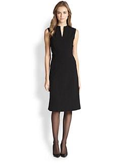 Lafayette 148 New York - Ava High-Collar Dress