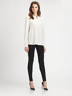 Lafayette 148 New York - Samantha Silk Blouse