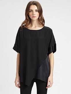 Lafayette 148 New York - Silk Raquel Top