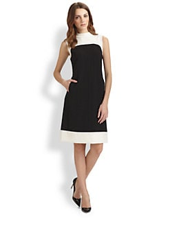 Lafayette 148 New York - Holden Colorblock Dress