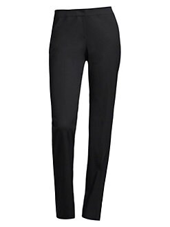 Lafayette 148 New York - Barrow Stretch Wool Pants