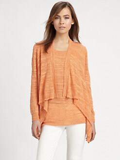 Lafayette 148 New York - Cascade Cardigan
