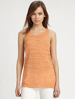 Lafayette 148 New York - Long Tank Top