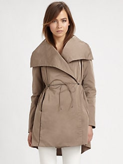 Lafayette 148 New York - Sunday Couture Cloth Coat