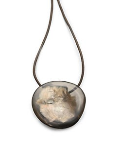 Lafayette 148 New York - Capiz Shell Necklace