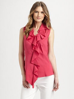 Lafayette 148 New York - Aliza Sleeveless Blouse