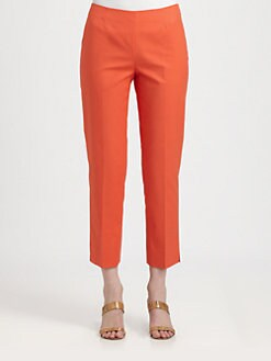Lafayette 148 New York - Cropped Bleeker Pants