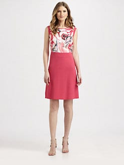 Lafayette 148 New York - Silk Elle Dress
