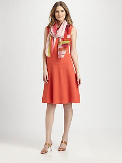 Lafayette 148 New York - Crepe Dorrit Dress
