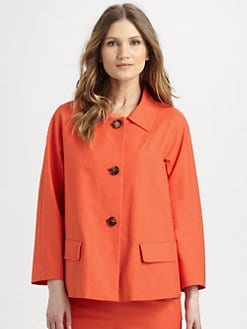Lafayette 148 New York - Metro Stretch Cassia Jacket