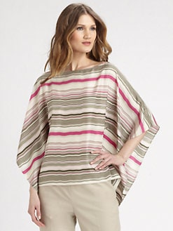 Lafayette 148 New York - Silk Mirabelle Top