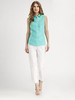 Lafayette 148 New York - Tori Blouse