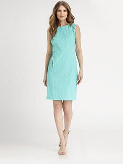 Lafayette 148 New York - Crinkled Paige Dress