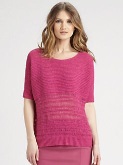 Lafayette 148 New York - Scoopneck Sweater