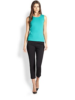 Lafayette 148 New York - Sleeveless Shell
